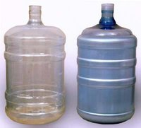 Plastic Water Jars