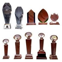 Crystal Trophies & Mementos