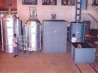 Pit Type Furnace For Gas Carburising