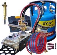 Oxy-Gasoline Semi Automatic Torch