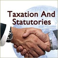 Taxation And Statutories Services