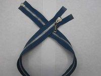 Excella Metal Zipper