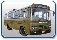 Army Bus Body