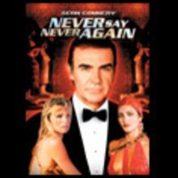 Never Say Never Again Vcd