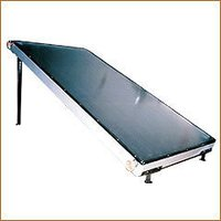 Isi Solar Flat Plate Collector Solar System