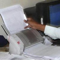 Document Scanning Service