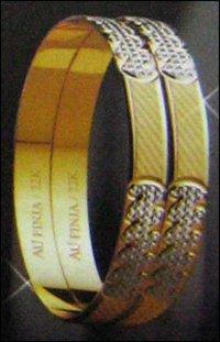Antique Ladies Gold Bangles
