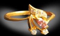 Gold Finger Rings