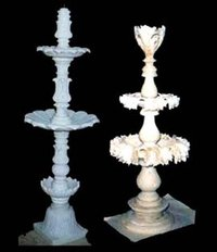 Crafted Marble Fountains