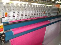 Computerized Quilting & Embroidery Machine