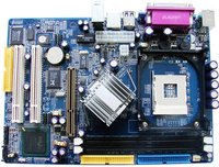 Computer Motherboards Intel 845gv