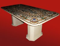 Designer Marble Table Top