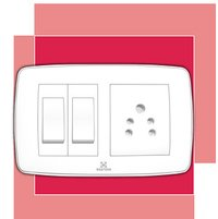 Smart Series Modular Socket With Switch