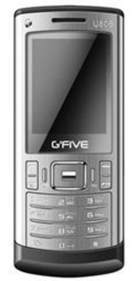 G'five U800/U808 G5 Mobile