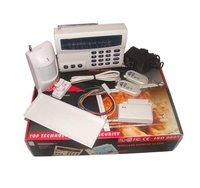 Wireless Home Burglar Alarm