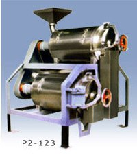 Twin Stage Fruit And Vegetable Pulper