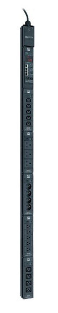 Rack Pdu-Power Controlling Distribution System