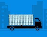 Led Trucks Transit Media Advertisement Service