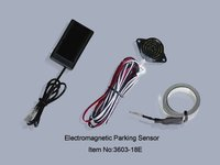 Electromagnetic Parking Sensor System With Sound