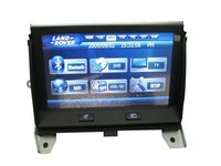 Car Monitor With Gps Oem For Landrover Discovery3 With 7