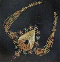 Antique Gold Mangalsutra