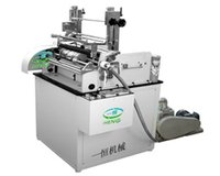 Automatic Paper Can Labeling Machine