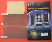 Wholesale Privacy Screen Protector For iPhone 4G