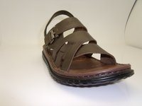 Inestire Men'S Strapy Leather Sandals