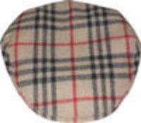 Golf Tweed Checks Caps