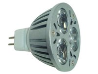 3*1W LED Dimmable Lamps