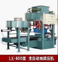 Lk-400 Automatic Terrazzo Floor Tile Machine
