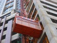 High Speed Construction Hoist