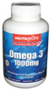 Omega-3 Natural Fish Oil