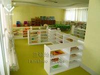 PVC Plastic Floor For Indoor (LS00202)