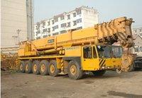 Used Demag Mobile Crane