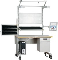 Moveable Esd Workbench