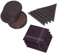 Leather Coasters