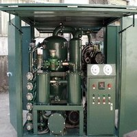 Advanced Bi-Stage Vacuum Transformer Oil Purifier