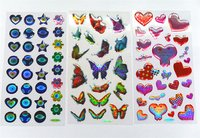 Epoxy Dome Stickers