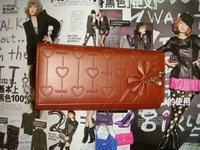 PU Ladies Wallet