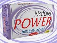 Nature Power Beauty Soap - Lavender