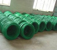 Plastic Coated Wire