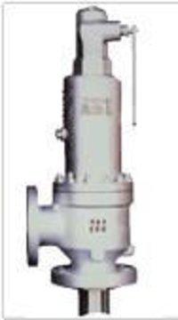 Safety Valve For Polypropylene Ring Pipe Reactor