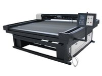 Home Textile Laser Cutting Machine (JG-180180)