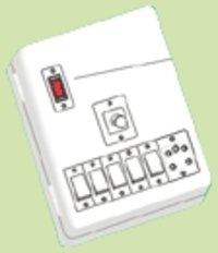 Electrical Folding Switch Board