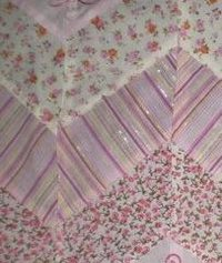 Zig Zag Patchwork Fabrics