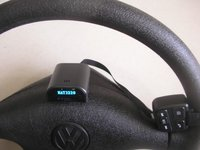 Steer Wheel Bluetooth Handsfree With OLED Screen