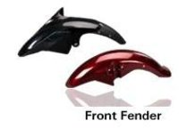 Injection Moulded Front Fenders