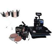 8 In 1 Sublimation Transfer Machine