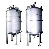 Homogenizer And Storage Tank